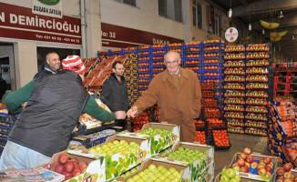 Hükümetten Yeni Hal Yasası !  Gıda Fiyatları Ucuzluyor