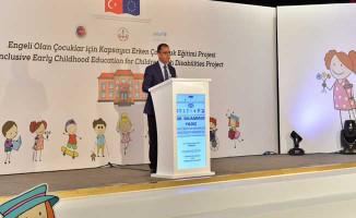 MEB'den Engelli Çocuklar İçin Eğitim Projesi Başlatıldı
