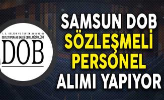 Samsun Devlet Opera ve Balesi Müdürlüğü Personel Alımı Yapıyor!