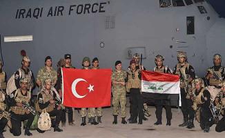 Sınırda Irak ve Türkiye Güçleri Tatbikat Yapacak !