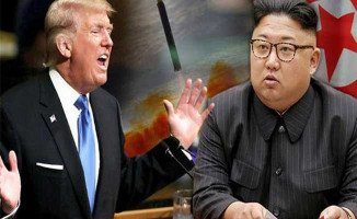 SON DAKİKA... Kuzey Kore Dışişleri Bakanı Yong-ho! ABD Bize Savaş İlan Etti!