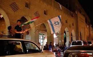 Sonuçlar Açıklanmadan Erbil'de İsrail Bayraklarıyla Kutlama Yapıldı