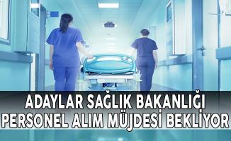 Yeni Bakandan Sağlık Bakanlığı Personel Alımı Müjdesi Bekleniyor !