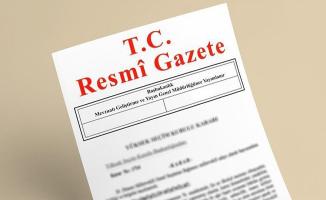 21 Ekim Tarihli Atama Kararları Resmi Gazete'de Yayımlandı