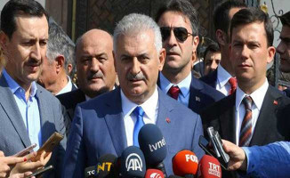 Başbakan Binali Yıldırım'dan İstifa Etmeyen Belediye Başkanlarına İlişkin Açıklama