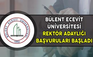 Bülent Ecevit Üniversitesi Rektör Adaylığı Başvuru İlanı Yayımlandı