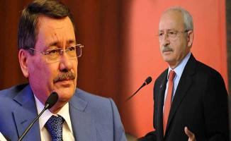 CHP Lideri Kemal Kılıçdaroğlu'ndan Melih Gökçek'e Destek