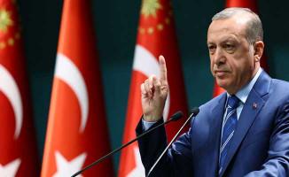 Cumhurbaşkanı Erdoğan'dan Önemli Açıklama: Vurabiliriz