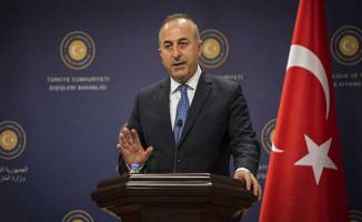 Dışişleri Bakanı Mevlüt Çavuşoğlu'ndan ABD'ye Tepki!