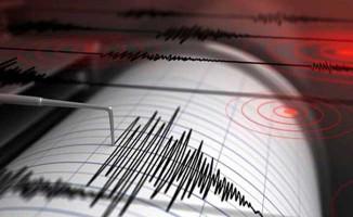 Ege'de Korkutan Deprem ! Bodrum'dan Hissedildi