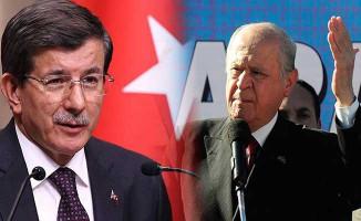 Eski Başbakan Davutoğlu'ndan MHP Lideri Bahçeli'ye 10 Maddelik Cevap!