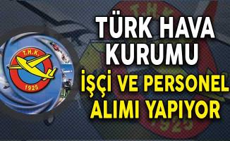 Türk Hava Kurumu (THY) İşçi ve Personel Alımı Yapıyor!