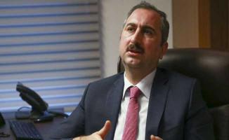 Adalet Bakanı Gül: CHP FETÖ Partisi Olma Yolunda!