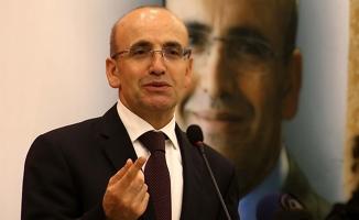 Başbakan Yardımcısı Mehmet Şimşek'ten Enflasyon Açıklaması
