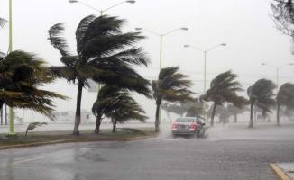 Meteoroloji Fırtına ve Don Uyarısında Bulundu