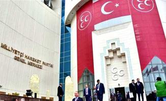MHP Bodrum İlçe Teşkilatında 250 Üye İstifa Etti