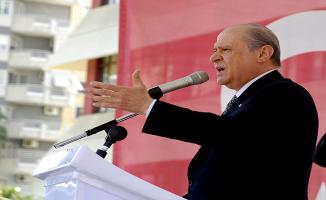 MHP Lideri Bahçeli'den Bir Seçim Barajı Açıklaması Daha