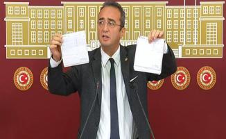 CHP Sözcüsü Tezcan İddia Edilen Belgeleri Kamuoyu ile Paylaştı