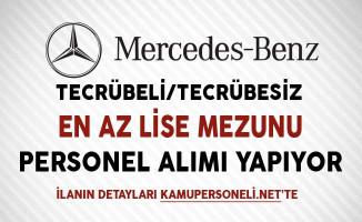 Mercedes 67 Pozisyonda Personel Alımı Yapıyor