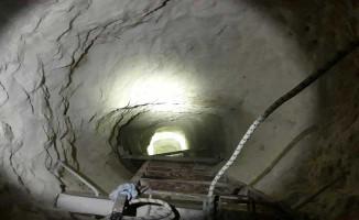 Siirt'te PKK'nın Kazdığı İki Tünel Deşifre Edildi