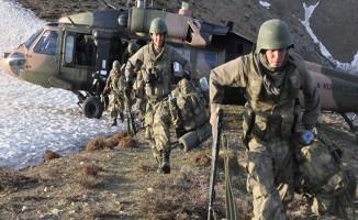 Şırnak'ta Sözde PKK Sorumlularına Operasyon!