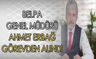BELPA Genel Müdürü Ankara Belediye Başkanı Mustafa Tuna Tarafından Görevden Alındı