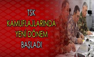 Türk Silahlı Kuvvetleri Kamuflajlarında Yeni Dönem Başladı