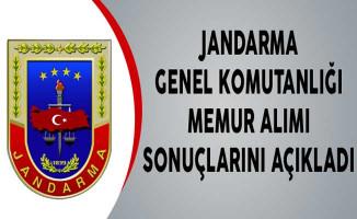 Jandarma Genel Komutanlığı Memur Alımı Sonuçlarını Açıkladı