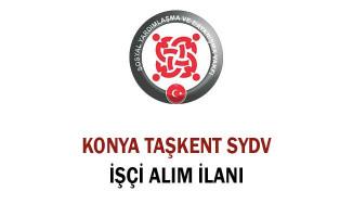Konya Taşkent SYDV İşçi Alım İlanı