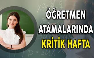 Öğretmen Atamalarında Kritik Hafta! Kontenjan Arttırılacak Mı?