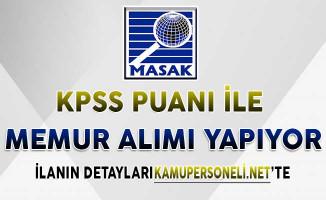 Maliye Bakanlığı MASAK Sözleşmeli Memur Alımı Yapıyor !