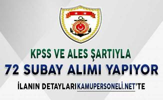 Sahil Güvenlik Komutanlığı 72 Subay Alımı Başvuru Detayları