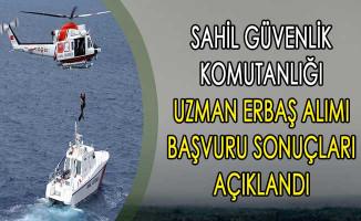 Sahil Güvenlik Komutanlığı Uzman Erbaş Alımı Başvuru Sonuçları Açıklandı ! İkinci Seçim Aşaması Detayları