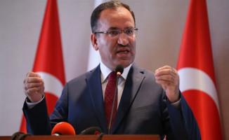 Başbakan Yardımcısı Bozdağ'dan CHP'ye 'Siyasi Ahlaksızlık' Açıklaması