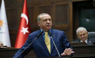 Cumhurbaşkanı Erdoğan AK Parti Grup Toplantısında Gündemi Değerlendirdi
