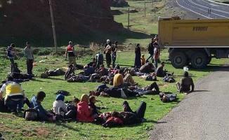 Erzurum'da Can Pazarı !!! 2 Kişi Öldü, 101 Kişi Yaralandı !
