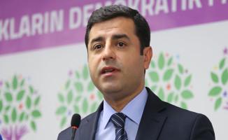 HDP'den ''Selahattin Demirtaş Cumhurbaşkanı Adayı Olacak Mı?'' Sorusuna Yanıt