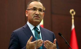 Hükümet Sözcüsü Bozdağ'dan Adil Öksüz Açıklaması