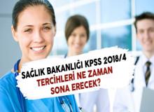 Sağlık Bakanlığı 9 Bin Personel Alımı Tercihleri Ne Zaman Sona Erecek?