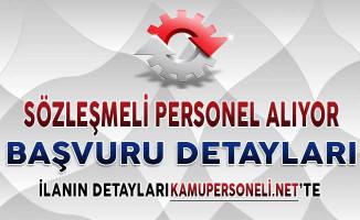 Sanayi Bakanlığı Sözleşmeli Personel Alımı Yapıyor ! İşte Başvuru Detayları