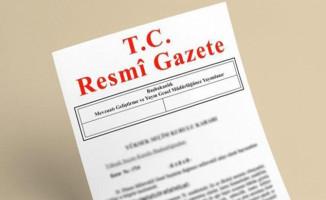 Seçimlere Katılacak Partilere İlişkin Karar Resmi Gazete'de Yayımlandı
