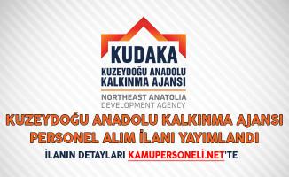 Kuzeydoğu Anadolu Kalkınma Ajansı Personel Alım İlanı Yayımlandı