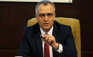 Maliye Bakanı Bayburt'ta Konuştu: Helallik İstedi
