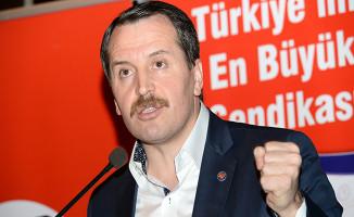 Memur Sen Başkanı Yalçın'dan Sözleşmeli İstihdama Karşıyız Açıklaması