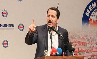 Memur Sen Genel Başkanı Ali Yalçın'dan Ek Gösterge Açıklaması