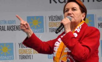 Meral Akşener'den Cumhurbaşkanı Erdoğan'a: Yorgun Otobüs Şoförü Gibi
