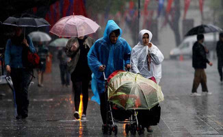Meteoroloji'den Ankara ve İstanbul İçin Sağanak ve Sel Uyarısı ! Kaç Gün Devam Edecek?