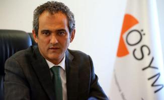 ÖSYM Başkanı Prof. Dr. Mahmut Özer'dan DGS Hakkında Süre Açıklaması!