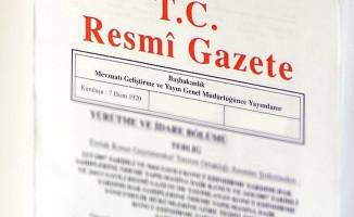 Resmi Gazete'de Emniyet Teşkilatı Sağlık Şartları Yönetmeliğinde Değişiklik Yapılmasına İlişkin Karar Yayımlandı