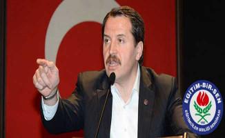 Ali Yalçın'dan Seçim Açıklaması: İstikrar Bozulursa Kaybeden Çalışan Olur